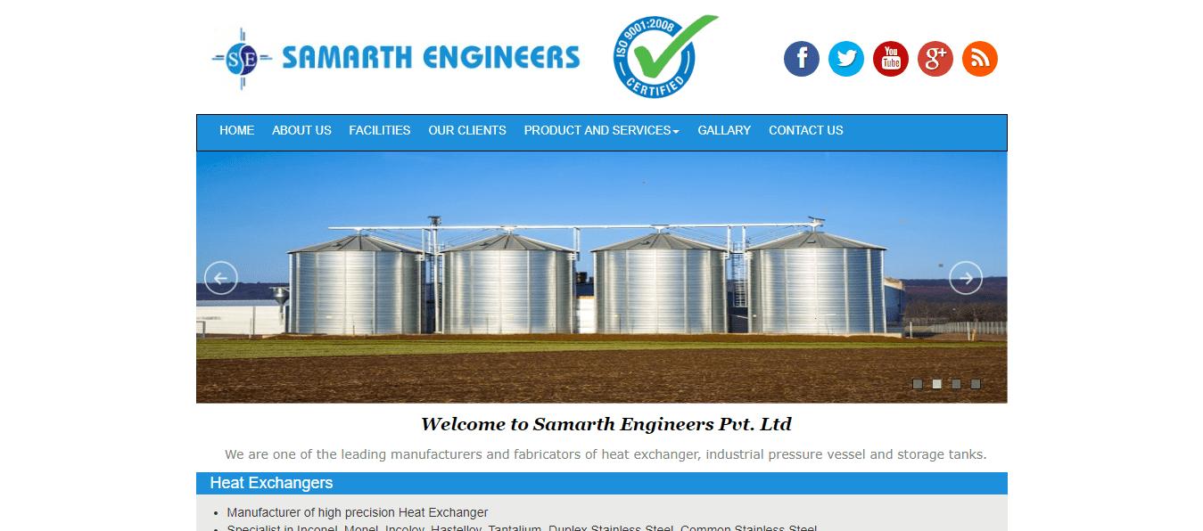 Samarth Engineers