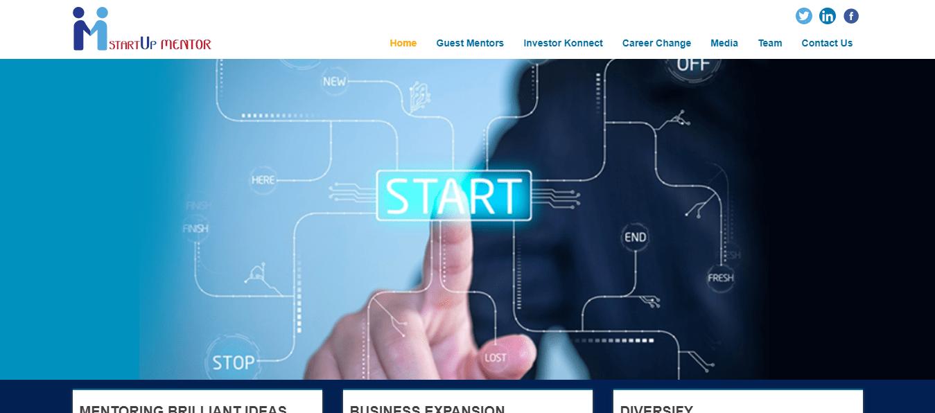 Startup Mentor