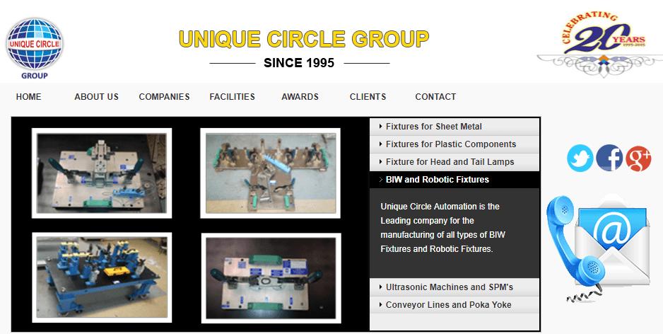 uniquecircle